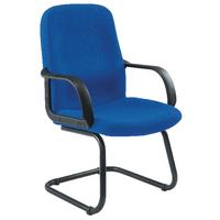 FF Jemini Manager/Vis Cant Leg Chr Blue
