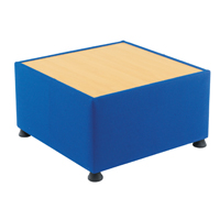 FF Arista Modular Reception Table Blue