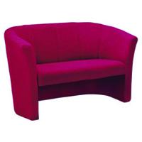 FF Jemini 2 Seat Fabric Tub Claret