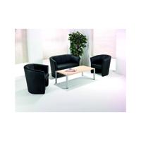 FFJemini Tub Chair Black