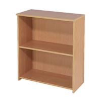 FF Jemini 800mm Small Bookcase Beech