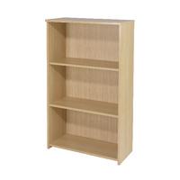 FF Jemini 1225mm Medium Bookcase Oak
