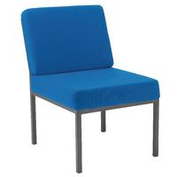 FF Jemini Reception Chair Royal Blue