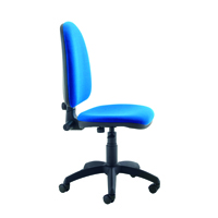 FF Jemini High Back Operator Chair Rblu