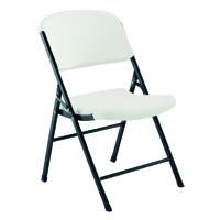 FF Jemini Folding Chair Grey