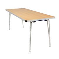 FF Jemini Folding Table 1220Oak