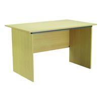 FF Jemintro Panel End Desk 1000mm Ok