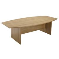 FF Avior 2400mm Boardroom Table Ash