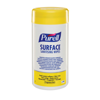 Purell Surface Sanitising Wipes Pk100
