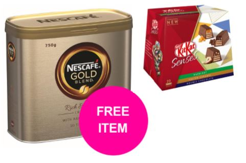 Nescafe (750g) Gold Blend Instant Coffee Tin [Buy 2