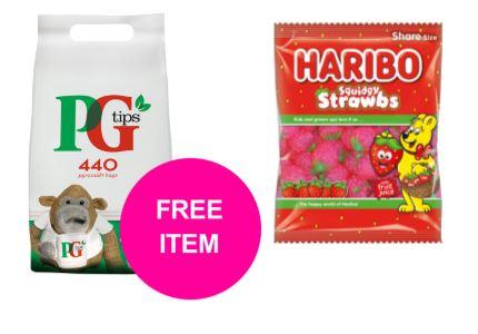 PG Tips Tea Bags Pyramid (Pack of 440) [Buy 2 Get