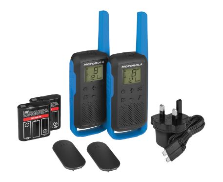 Motorola T62 Two Way Radio PK2