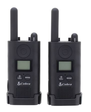 Cobra PU 500B/SV-01 Two Way Radio PK2