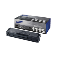 Samsung MLT-D111S (Yield 1000 Pages) Black Toner Cartridge