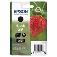Epson Strawberry 29 (Yield 175 Pages) Claria Home Ink
