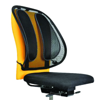 Fellowes Office Suite Mesh Back Support with