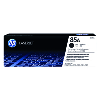 HP 85A (Yield: 1,600 Pages) Black Toner Cartridge