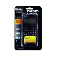 Casio Calculator Scientific FX85Plus
