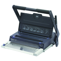 GBC MultiBind 320 Comb, Wire and 4 Hole Binding System