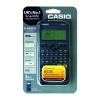 Casio Calculator Scientific FX83GT