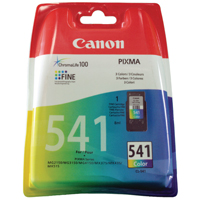 Canon CL-541 (Yield: 180 Pages) Cyan/Magenta/Yellow