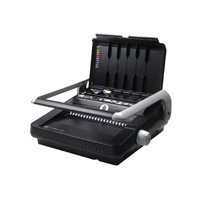 GBC CombBind C340 Manual Office Comb Binding Machine