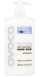 Antibacterial Handwash 500ml Single Bottle