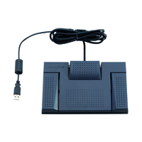 Olympus RS28H USB Foot Pedal Black