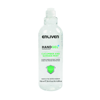 ENLIVEN HAND GEL 750ML CUCUMBER/MINT PK6