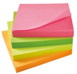 Offer of the Week: 76x76mm Removeable Notes - Neon PK12