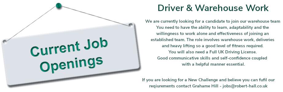 Furniture Fitter / Asemmbler / Warehouse / Driver